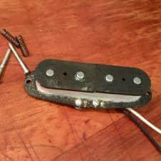 Lindy Fralin 51 pbass split coil hum cancelling p/u ?