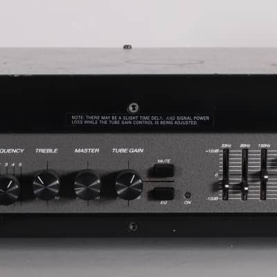 Ampeg SVT-3PRO 450-Watt Tube Preamp Bass Head