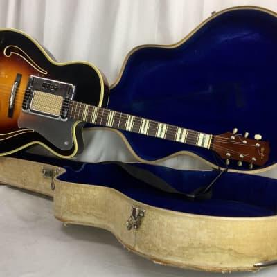 ca 1961 Bjärton Orkestergitarr P24 for sale