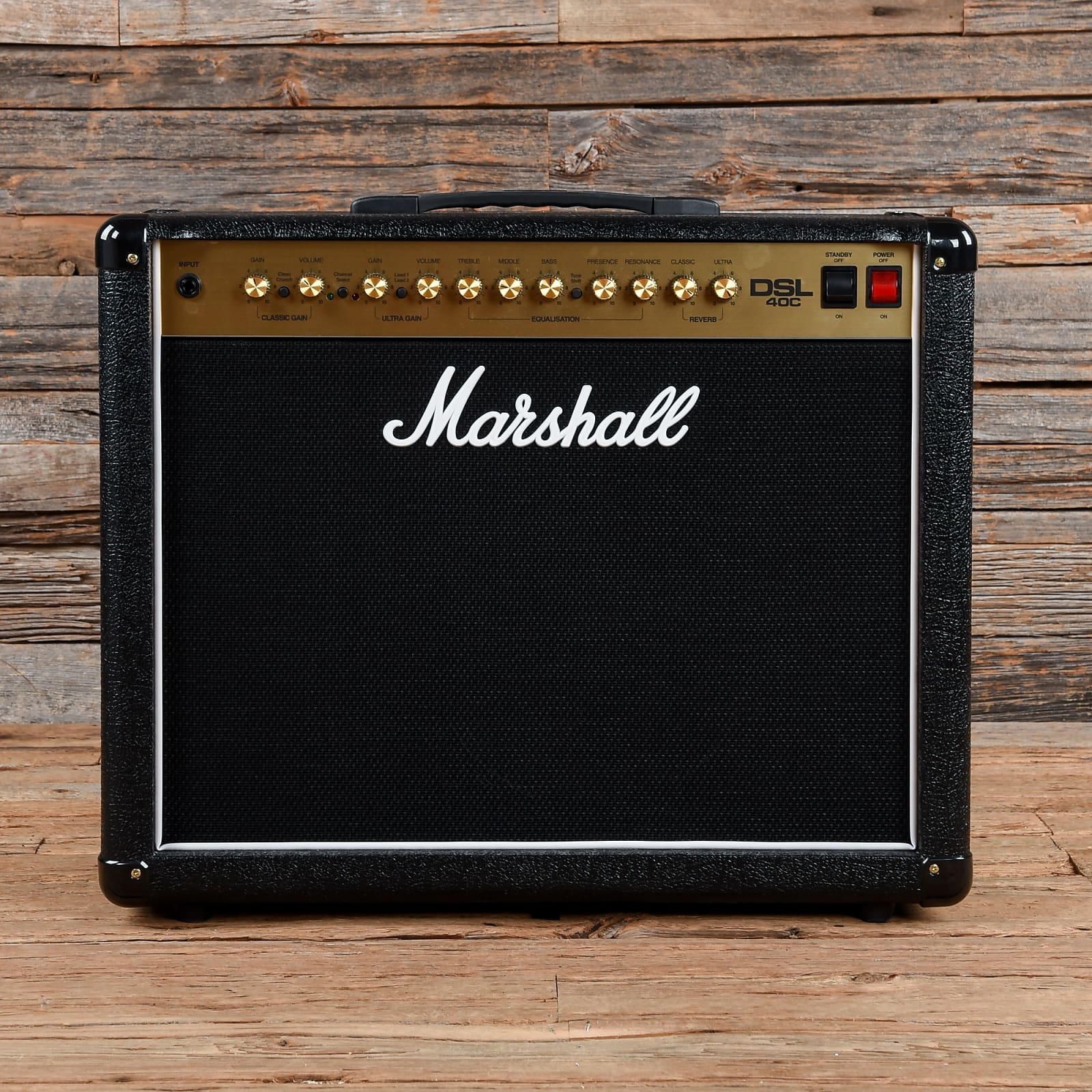 Marshall DSL40C 40W 1x12 Combo w/Footswitch USED (sA0U)