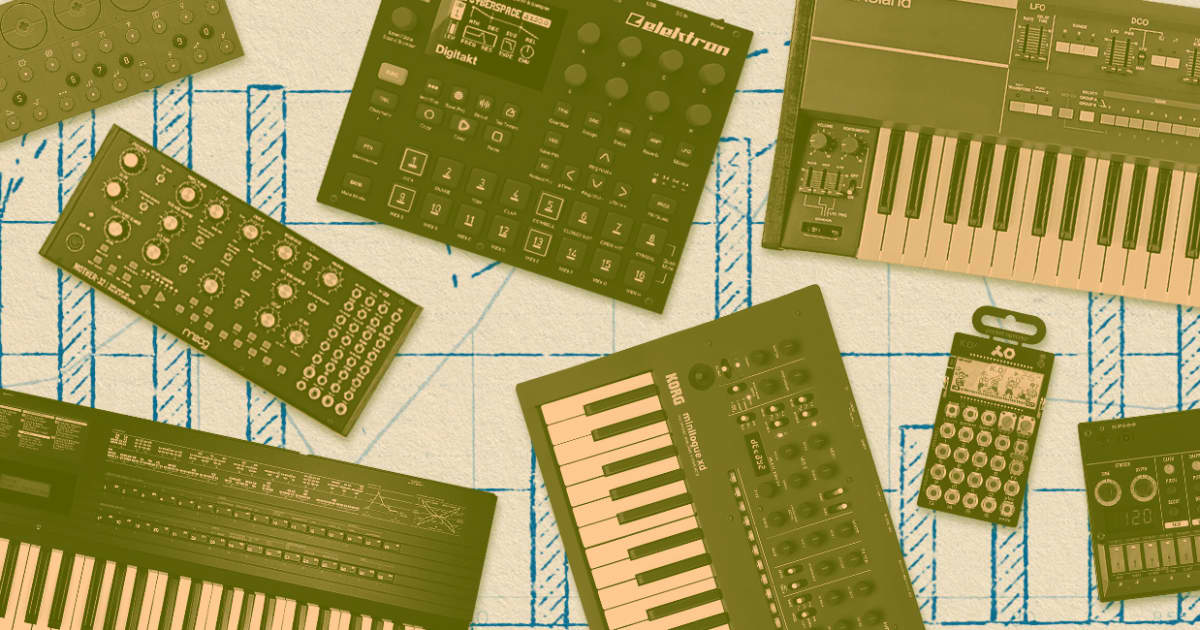 The Best-Selling Synths and Drum Machines of 2019