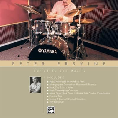Alfred Music Drumset Essentials Volume 1 with CD