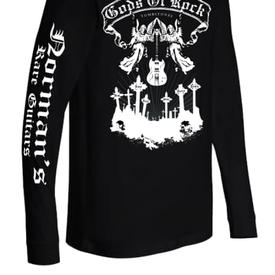 Gods Of Rock Long Sleeves Small