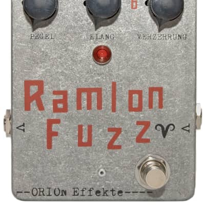 Orion Effekte - Ramlon Fuzz Rams Head Distortion/Sustainer