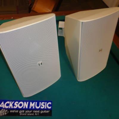 TOA F2000 Weather Resistant Speakers (Pair)