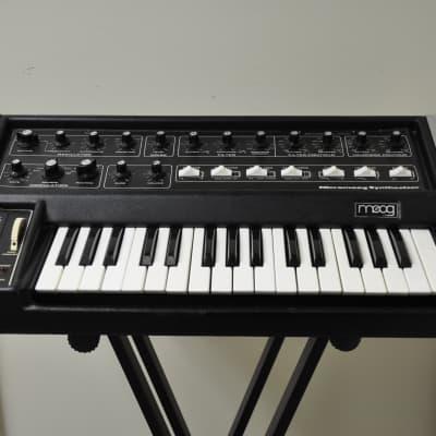Vintage Moog MicroMoog fully Restored by RetroLinear
