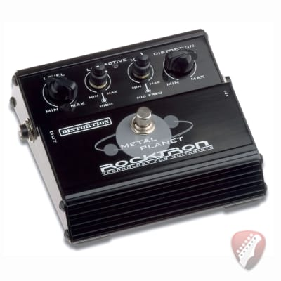 Rocktron Metal Planet Distortion Pedal image