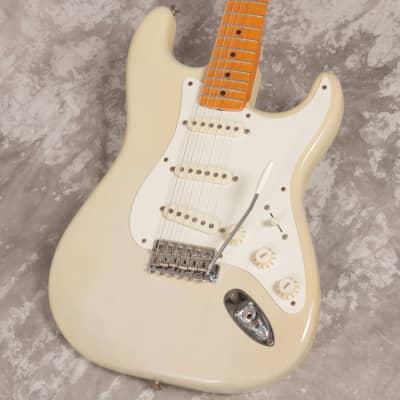 Fender USA Eric Johnson Stratocaster White Blonde
