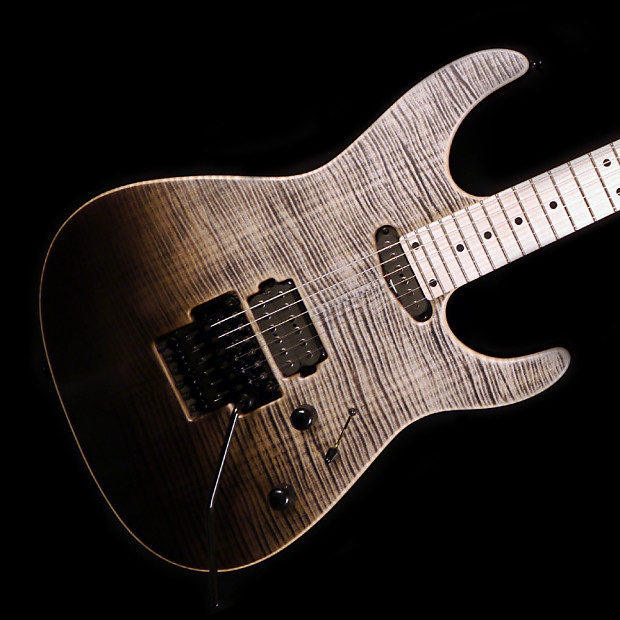Tom Anderson Angel in Satin Black Surf with Binding - Angel