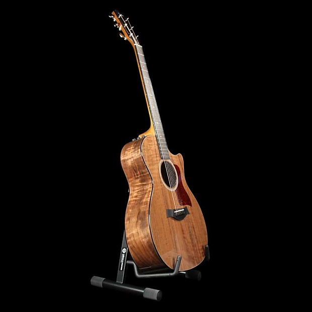 K&M A-Frame Acoustic Guitar Stand Holder | The Music Zoo