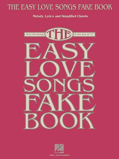 Hal Leonard Melody Lyrics Simplified Chords In The Key Reverb