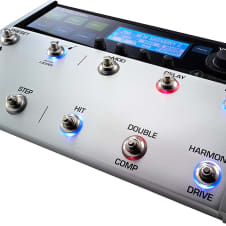TC Helicon VoiceLive 3 Multi-Effect, Vocal & Guitar FXs &Looper (all in one)
