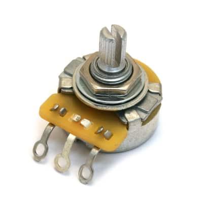 EP-4385-L00 (1) Left Hand CTS 250K Audio Split Shaft Pot Lefty For Guitar