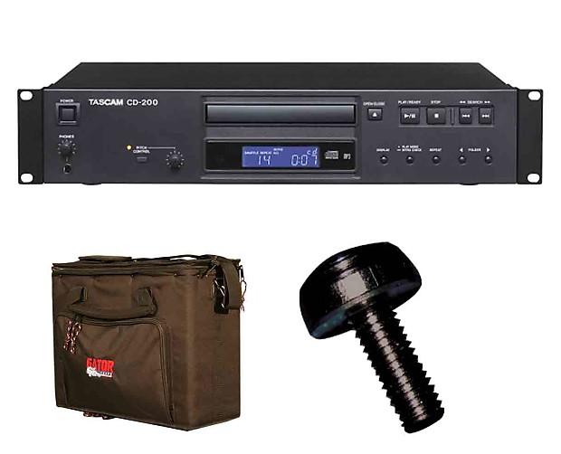 Tascam CD 200 Professional Rack Case