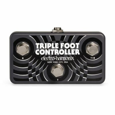 Electro Harmonix Triple Foot Controller Pedal for sale
