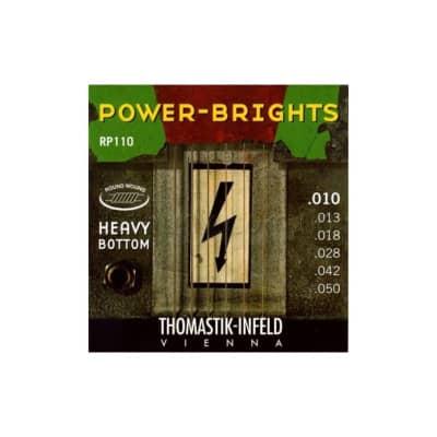Thomastik Power Brights RP110 10-50 Electric Strings