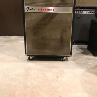 Fender  Vibratone  1968 completely rebuilt