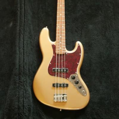 Fender Vintera '60s Jazz Bass 2019 Firemist Gold for sale