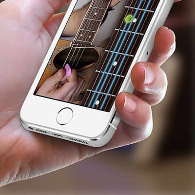 Coach Guitar App