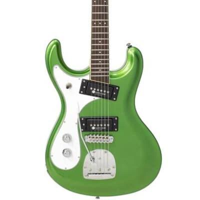 Eastwood Sidejack Pro DLX LH Alder Body German Carve Top Bolt-On Neck 6-String Electric Guitar Lefty