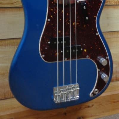 Demo Fender® American Original '60s Precision Bass® Lake Placid Blue w/Case, Serial # V1849009