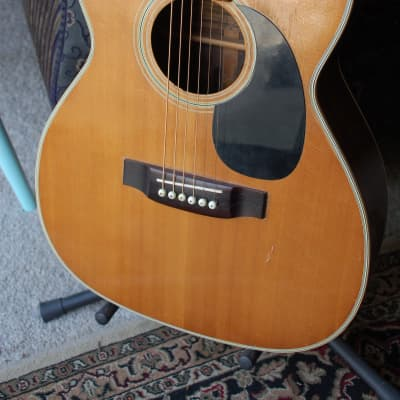 Vintage Terada F-303 Concert size Acoustic Rosewood for sale