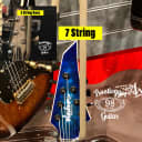 "Guitar Bar Hanger 12"" fits 6 & 7 string Guitars  and 4 & 5 string Bass Guitars"