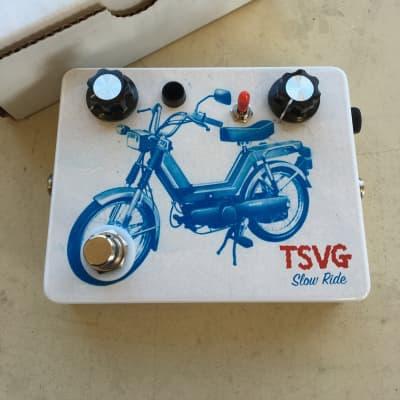 TSVG Slow Ride 2015 white