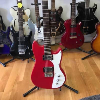 BA Ferguson Classic Class Grifter in Cardinal Red - Electric Guitar for sale