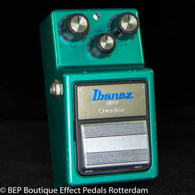 Ibanez OD-9 Overdrive 1982 s/n 299570 Japan