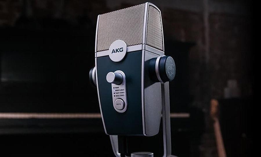 AKG Lyra Ultra-HD USB Microphone *Free US Shipping*
