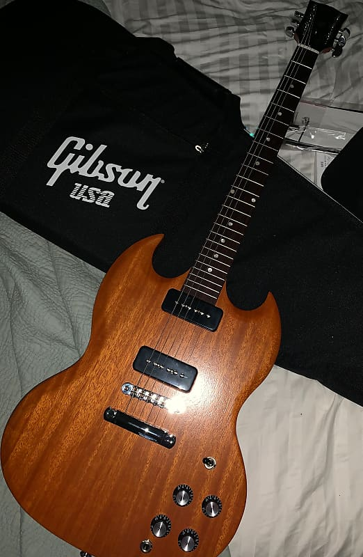 gibson sg special limited edition 2017 naked reverb. Black Bedroom Furniture Sets. Home Design Ideas