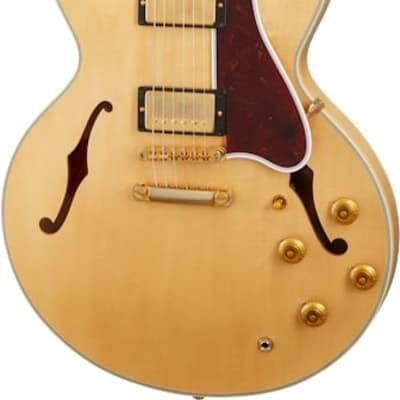 Gibson Custom Shop 1959 ES-355 Reissue Stop Bar VOS Vintage Natural w/case