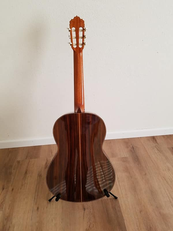 bd2d60165e ... Pepe Toldo Sound Reflector Classical Guitar w/ Gator Case. By Alhambra;  Listed 6 months ago by Dave's Stuff in Great Condtion; Condition: Mint; 182  ...