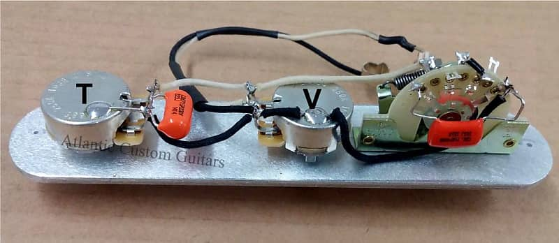 [SCHEMATICS_48YU]  Premium Bill Lawrence 5-way Telecaster Wiring Harness with | Reverb | Bill Lawrence Telecaster Wiring Diagram |  | Reverb