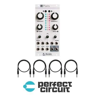 Mutable Instruments Plaits Macro-Oscillator