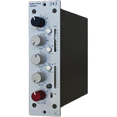 Rupert Neve Designs 543 500 Series Compressor / Limiter Module