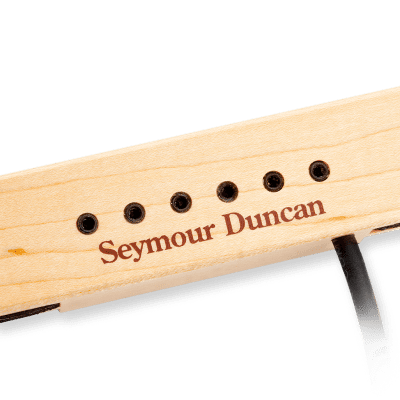 Seymour Duncan SA-3XL Hum Cancelling Acoustic Pickup Adjustable Pple Pieces
