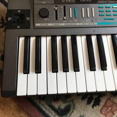 *Serviced* Korg Poly-800 Polyphonic Analog Synthesizer