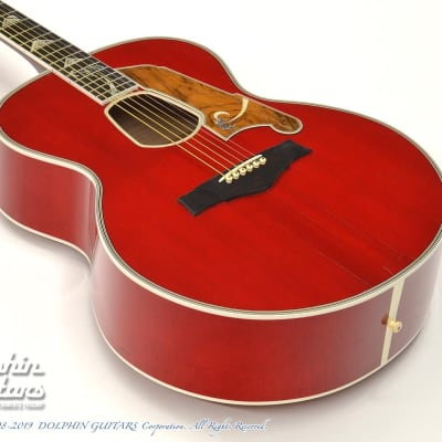 MASTAR BILT Jumbo Red <Made by Rich&Taylor> [Pre-Owned] -Free Shipping! for sale