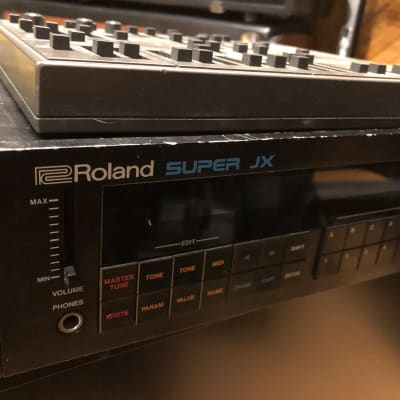 Roland MKS-70 with Rare PG800 Programmer