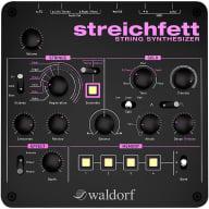 Waldorf Streichfett Desktop Synthesizer Regular