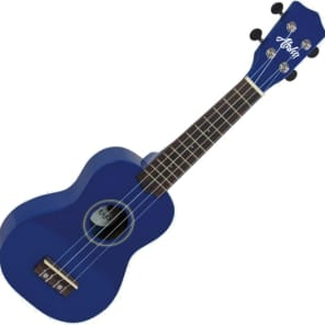 Aloha 200 DB ukelele soprano azul oscuro for sale