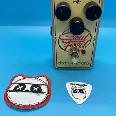 Electro-Harmonix Soul Food Overdrive | Fast Shipping!