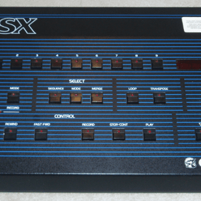 Oberheim DSX Sequencer