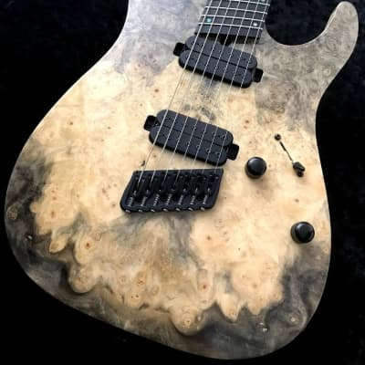T's Guitars DST-24/7st,BuckeyeBurl,multiscale [GSB019] for sale
