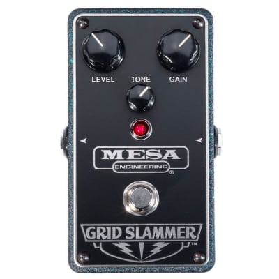 MESA/Boogie Grid Slammer Overdrive Electric Guitar Pedal for sale
