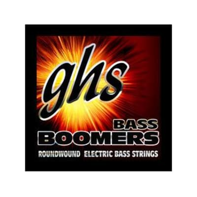 GHS Strings 5M-DYB 5-String Bass Boomers - Medium