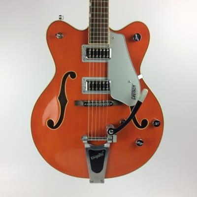 Used Gretsch G5422T Electric Guitar Orange