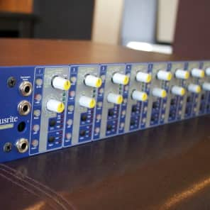 Focusrite ISA 828 8-Channel Mic Preamp